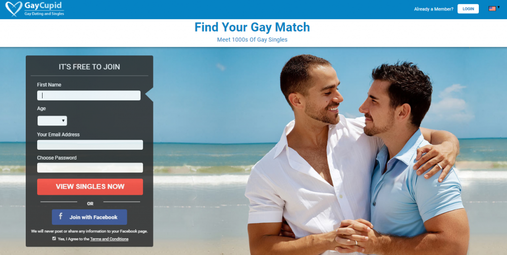 Free Gay Dating Site No Sign Up