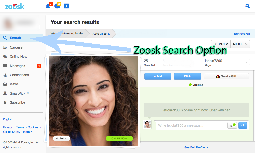 zoosk com dating site